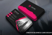 Free Creative Business Card Template – Creativetacos pertaining to Calling Card Template Psd