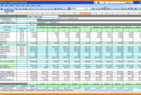Free Excel Spreadsheet Templates For Small Business Tracking with regard to Business Ledger Template Excel Free