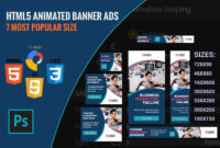 Free Marketing Product: Free Ad Templates | Agent Html5 with regard to Animated Banner Templates