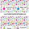 Free Nail Polish Birthday Party Printables Pink And Grey With Regard To Birthday Labels Template Free