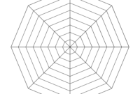 Free Online Graph Paper / Spider in Blank Radar Chart Template