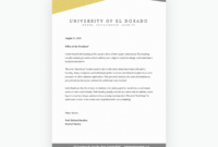 Free Online Letterhead Maker With Stunning Designs – Canva in Business Headed Letter Template