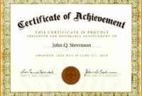 Free Printable Award Templates – Colona.rsd7 pertaining to Certification Of Participation Free Template