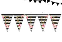 Free Printable Bridal Shower Banner – Bridal Shower Ideas regarding Bridal Shower Banner Template