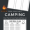 Free Printable Camping Food List + Menu Plan – Must Have Mom Throughout Camping Menu Planner Template