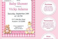 Free Printable Owl Baby Shower Invitations Templates regarding Baby Shower Agenda Template