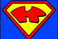 Free Superman Emblem Template, Download Free Clip Art, Free inside Blank Superman Logo Template