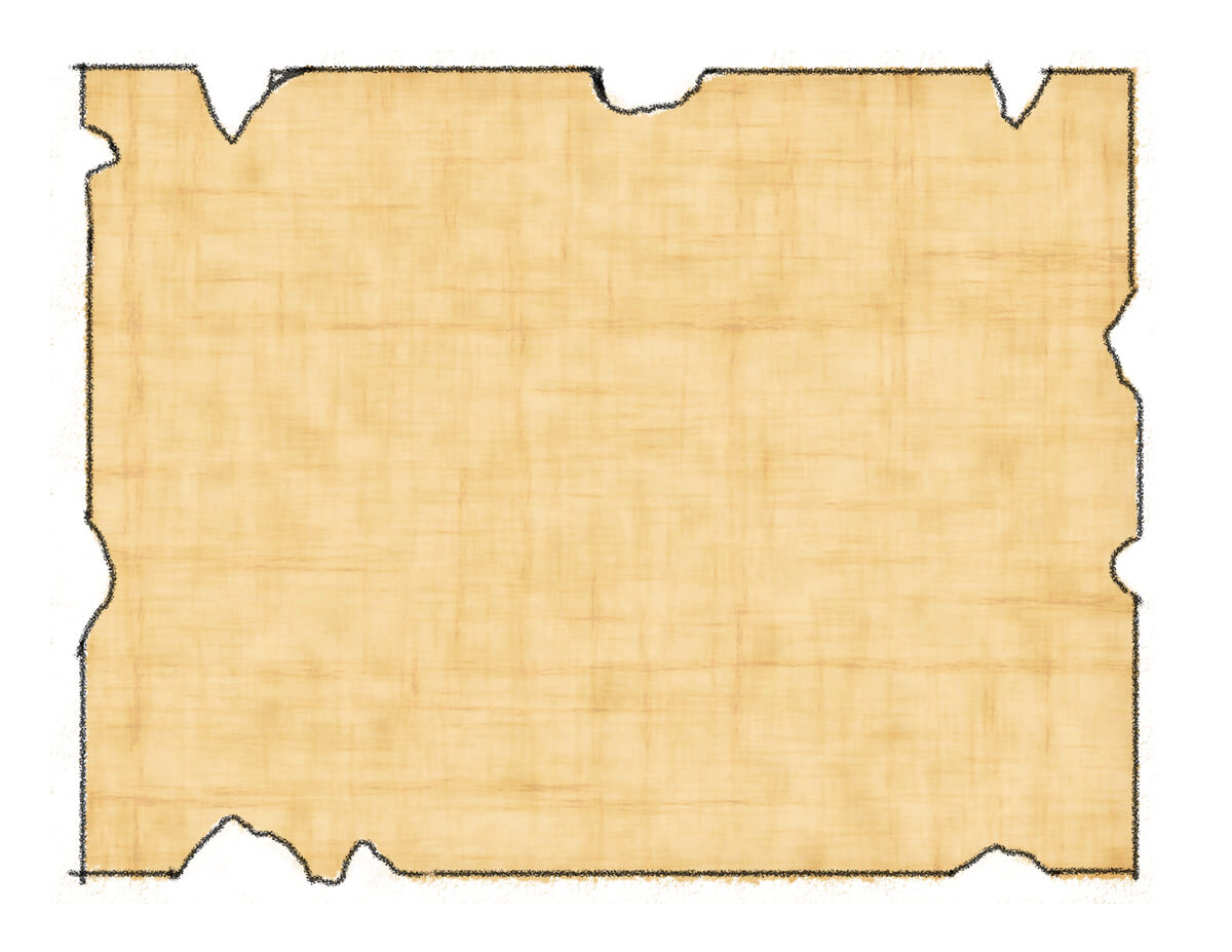 Free Treasure Map Outline, Download Free Clip Art, Free Clip Intended For Blank Pirate Map Template