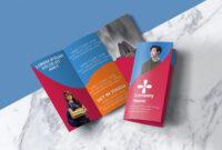 Free Tri-Fold Brochure Template – Download Free Tri-Fold pertaining to Adobe Tri Fold Brochure Template