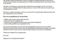 Fundraising Letters: 7 Examples To Craft A Great Fundraising Ask with regard to Business Donation Letter Template