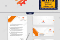 Gear, And Business Chart Logo Template Vector Illustration intended for Business Card Letterhead Envelope Template