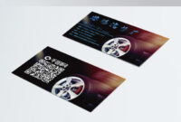 Gift Car Repair Factory Business Card Material Download Gift intended for Automotive Business Card Templates