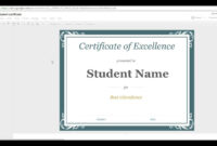 Gift Certificate Template Google Docs with Automotive Gift Certificate Template