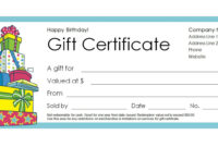 Gift Certificate Template Pages | Certificatetemplategift for Certificate Template For Pages