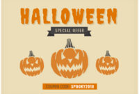 Halloween – Special Offer – Animated Banner Template within Animated Banner Template