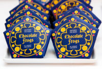 Harry Potter Chocolate Frogs – Free Printable Template For intended for Chocolate Frog Card Template