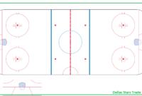 Hockey Rink Drawing | Free Download Best Hockey Rink Drawing inside Blank Hockey Practice Plan Template
