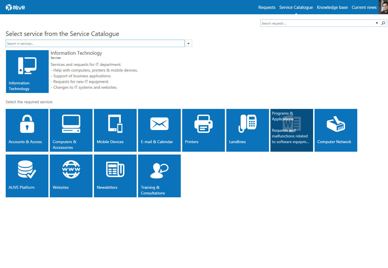How To Build It Service Catalogue – Radek Klein Throughout Business Service Catalogue Template