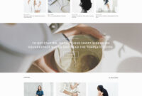 How To Choose The Best Squarespace Template For Business Or intended for Best Squarespace Template