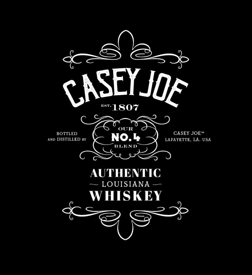 How To Create A Jack Daniels Inspired Whiskey Label In Adobe Throughout Adobe Illustrator Label Template