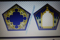 How To Get Your Face On A Chocolate Frog Card? | Harry with regard to Chocolate Frog Card Template