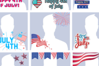 How To Make A 4Th Of July Profile Picture pertaining to 4Th Of July Menu Template