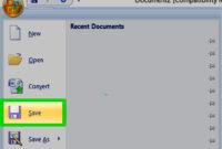 How To Make Brochures On Microsoft Word (With Pictures for Brochure Templates For Word 2007
