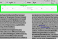 How To Make Two Columns In Microsoft Word – Wikihow for 3 Column Word Template