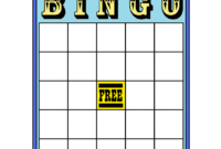How To Play Bingo: 13 Steps (With Pictures) – Wikihow in Blank Bingo Card Template Microsoft Word