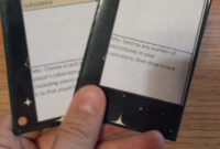How To Print On Blank Game Cards: Prototyping Tips   Online for Blank Magic Card Template