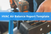 Hvac Air Balance Report Template (Free Download) | Housecall Pro inside Air Balance Report Template