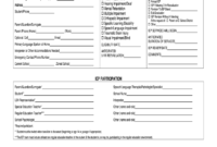 Iep Form – Fill Online, Printable, Fillable, Blank | Pdffiller in Blank Iep Template