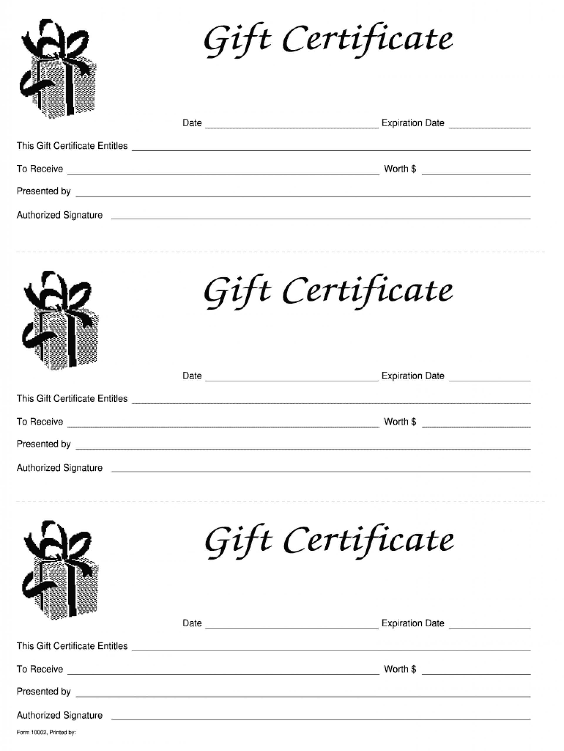 Impressive Free Gift Card Template Pages Ideas ~ Thealmanac Intended For Certificate Template For Pages