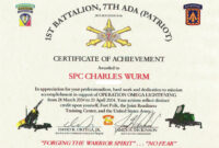 Index Of /images/awards regarding Certificate Of Achievement Army Template