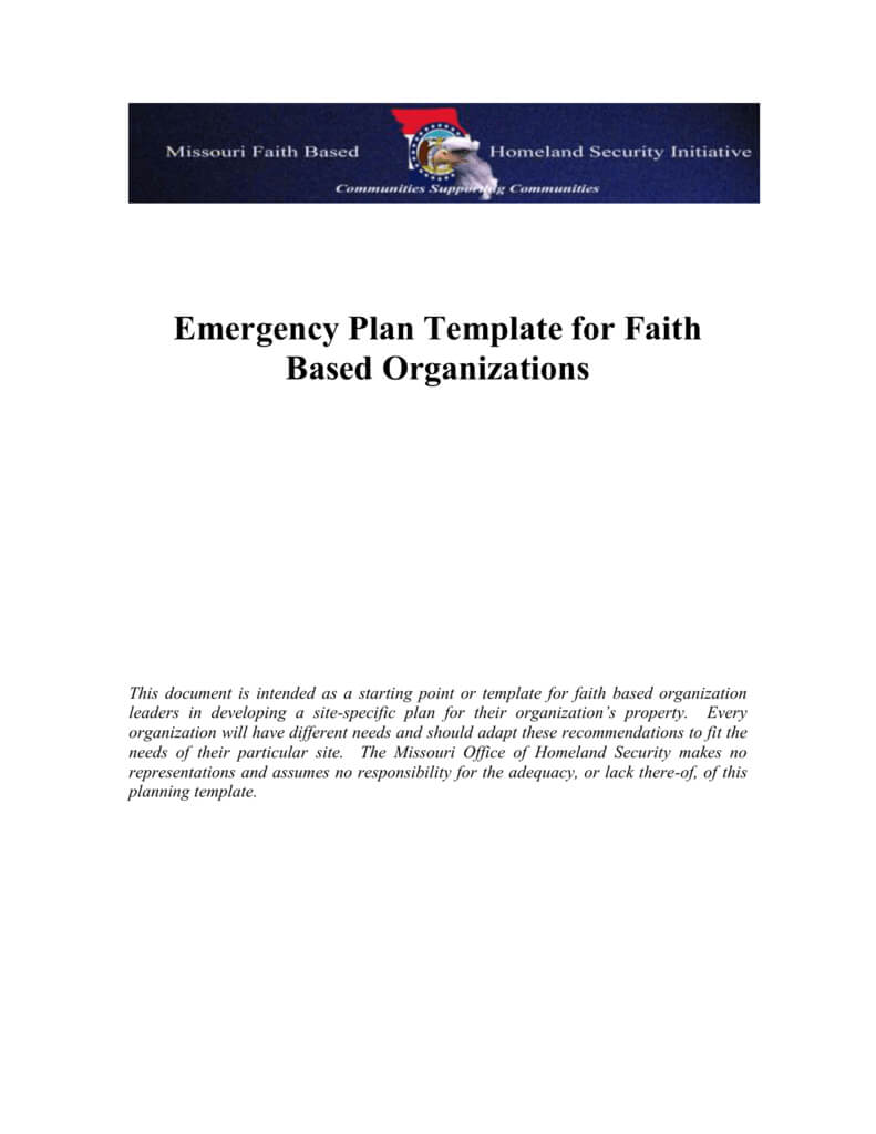 Intruder/active Shooter Emergency Action Plan Inside Active Shooter Plan Template