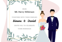 Invitation Templates – Pdf Templates | Jotform intended for Business Launch Invitation Templates Free