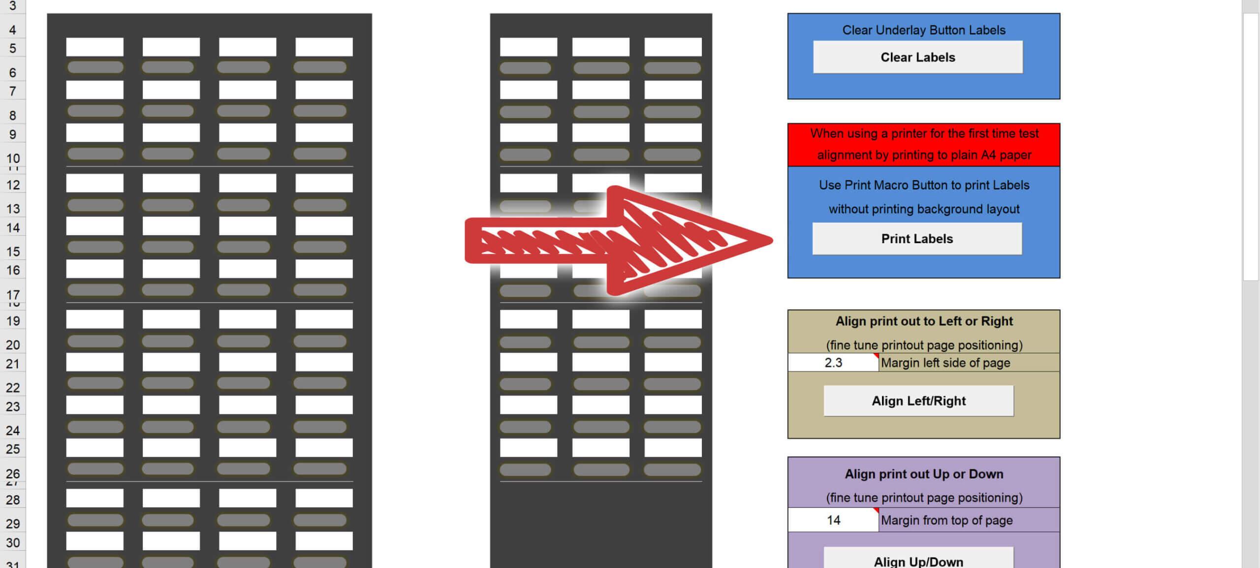 Ipecs Phone Handset Label Printing Guide – Infiniti With Avaya Phone Label Template