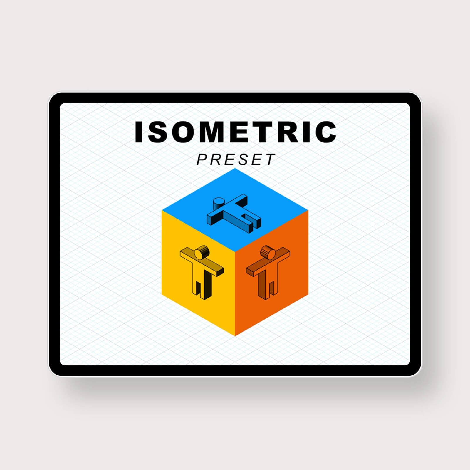 Isometric Style Preset Powerpoint Templates – Powerpoint Free In Ambulance Powerpoint Template