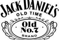 Jack Daniels Label Vector Luxury Jack Daniel | Handandbeak pertaining to Blank Jack Daniels Label Template