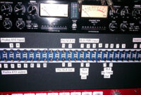 "Labeling A 1/4"" Patch Bay – Gearslutz within Adc Video Patch Panel Label Template"