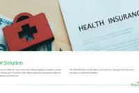 Life Insurance Premium Powerpoint Template – Slidestore inside Ambulance Powerpoint Template