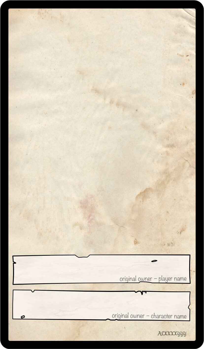 Magic Item Cards – Binary Adventures Intended For Blank Magic Card Template