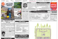 Malayala Manorama Newspaper Advertisement Rates, Rate Card with Advertising Rate Card Template