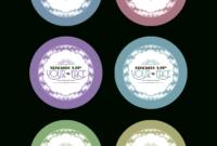 Mason Jar Labels Free – Easy Craft Ideas regarding Canning Jar Labels Template