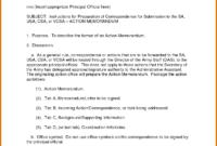 Memo Template Army | Free Resume Example throughout Army Memorandum Template Word