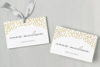 Microsoft Word Place Card Template ] – Tent Card Template regarding Amscan Templates Place Cards