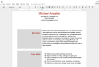 Microsoft Word Vs. Google Docs On Columns, Headers, And with 3 Column Word Template