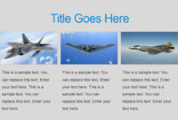 Military Powerpoint Template intended for Air Force Powerpoint Template