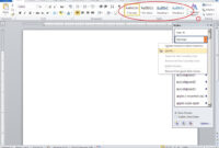 Modify A Style At The Template Level – Techrepublic pertaining to Change The Normal Template In Word 2010