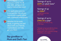 """Mytravelpass På Twitter: """"whether You're In Work Or College with Bus Trip Flyer Templates Free"""